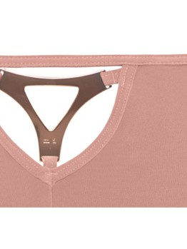 Marlies Dekkers Triangle pink brief