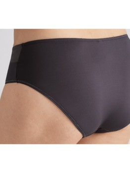 Amoena Lara Satin Panty Dark Cloud