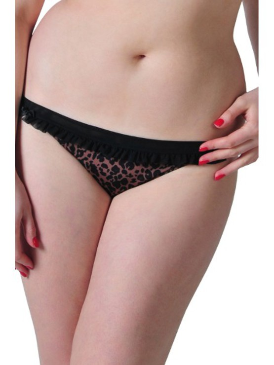 Scantilly Pounce Brief Leopard