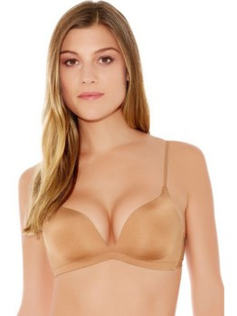 Wacoal Intuition push up soft podprsenka bez kostic