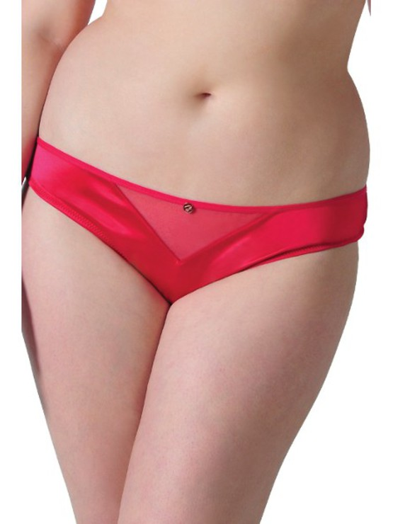 Scantilly Peek A Boo brief crim