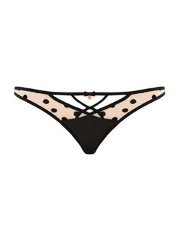 Scantilly Showtime Black tanga