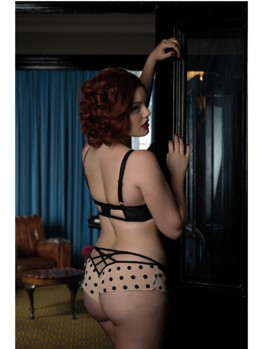 Scantilly Showtime Black