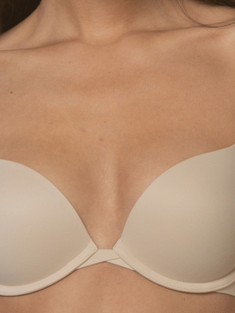 Calvin Klein Perfectly Fit Memory push up QF1120E Nude