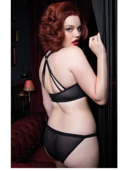 Scantilly Ignite black
