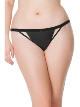 Scantilly Unleash tanga black