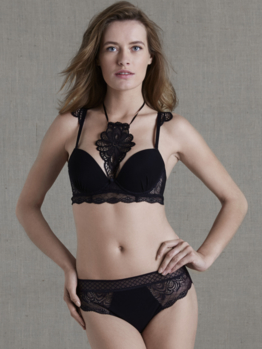 Simone Perele Elles push up Black