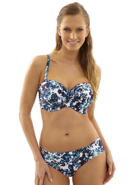 6781086dd3 Plavky Panache Florentine bandeau Blue Floral
