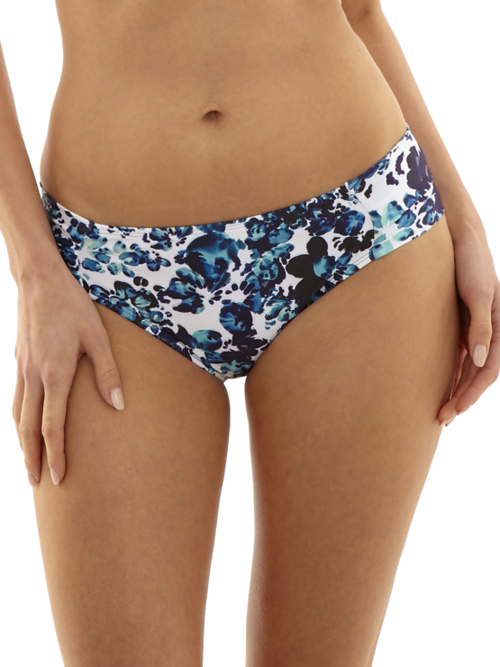 ca9f380a67 Plavky Panache Florentine kalhotky Blue Floral. Podprsenka ...