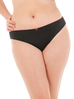 Curvy Kate Smoothie Soul brazilky CK5505 Black