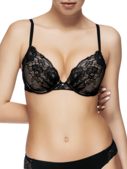 Maidenform push up 9443 Black