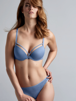 Marlies Dekkers Space Odyssey push up 19231 Sparkling Blue
