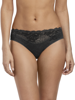 Wacoal Lace Perfection kalhotky WE135005 Charcoal
