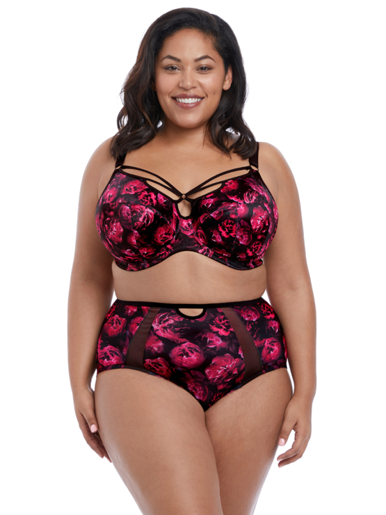 Elomi Soraya EL4270 Dark Rose