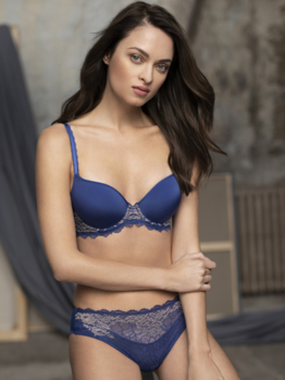 Wacoal Lace Perfection WE135004 Sapphire
