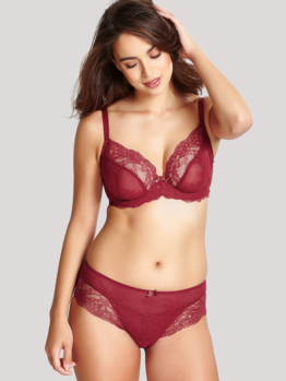 Panache Ana plunge 9396 Burnt Red