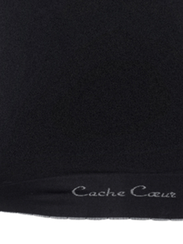 Cache Coeur Illusion kojicí tílko CR1210 Black