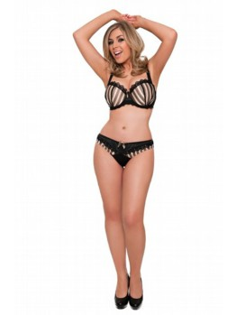 Curvy Kate Entice black-gold