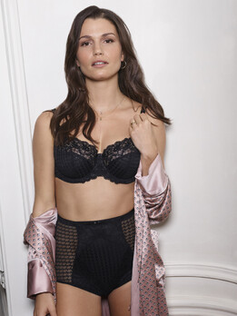 Panache Envy Full Cup Black