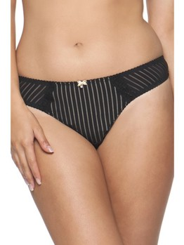 Tanga Curvy Kate Ritzy black almond