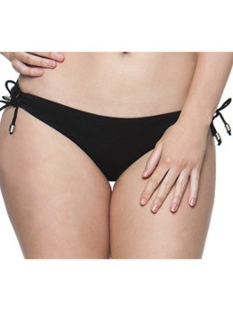 Plavky CK Jetset Black Mini Brief