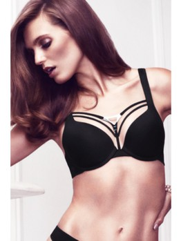 Marlies Dekkers Triangle 16291 black podprsenka